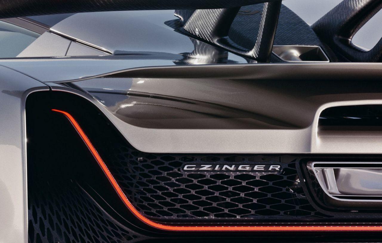 Versiunea de serie a hypercar-ului hibrid Czinger 21C debutează cu 1.250 cp