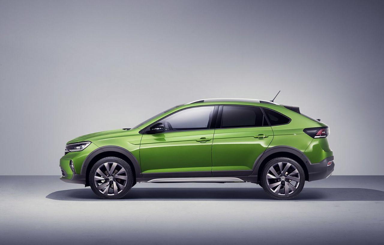 Volkswagen lansează un nou SUV: Taigo e versiunea europeană a lui Nivus