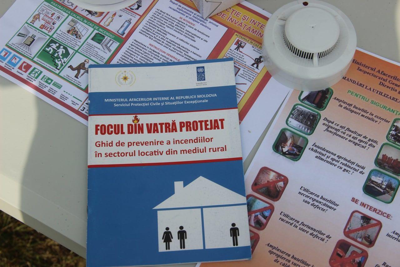 IGSU a lansat Campania de prevenire a riscurilor pe înțelesul copiilor