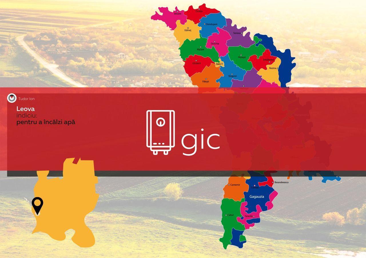 O nouă provocare amuzantă: Ghicește satele și orașele din Moldova