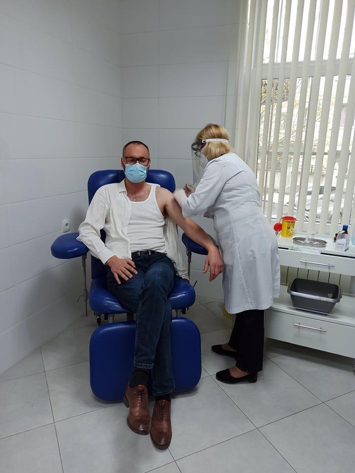 Deputații PAS anunță cu care ser s-au vaccinat după Maia Sandu