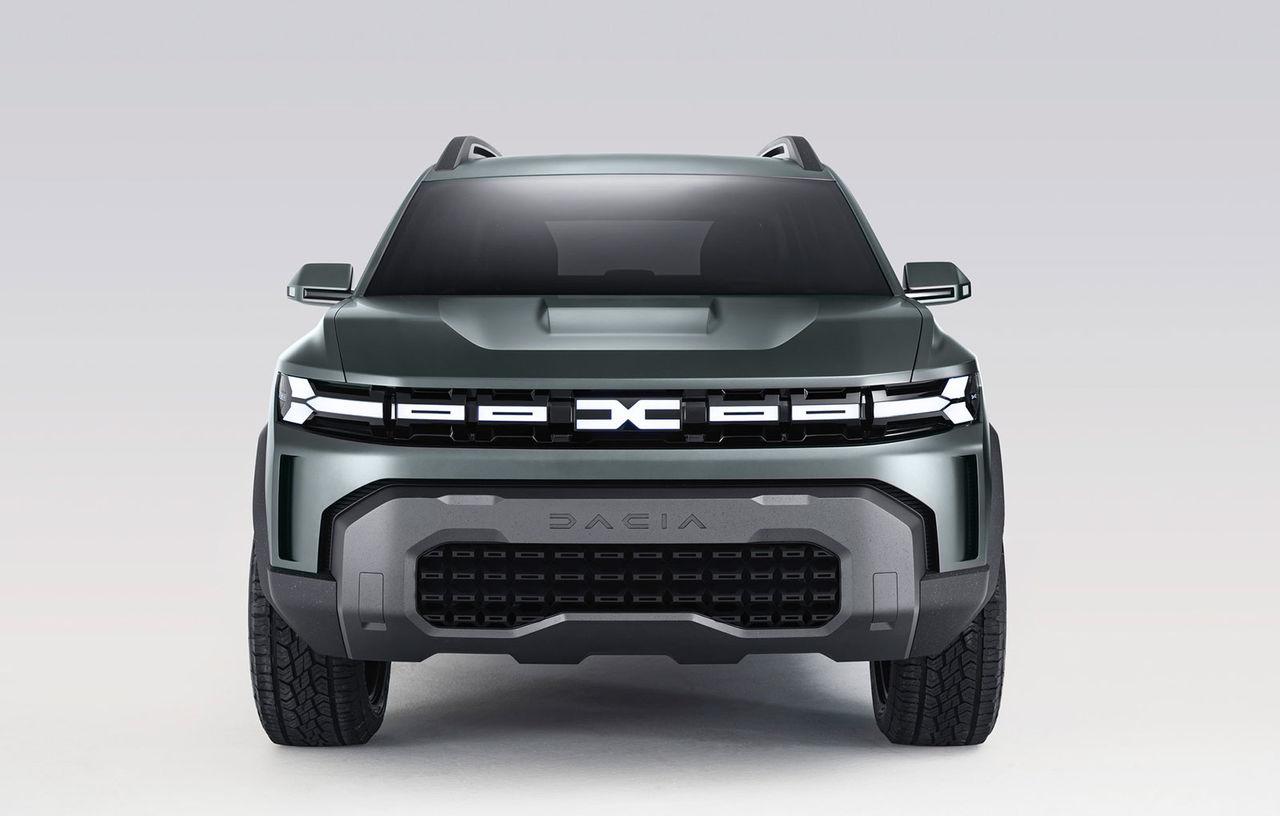 Dacia Bigster: Primele imagini ale viitorului SUV românesc mai mare ca Duster