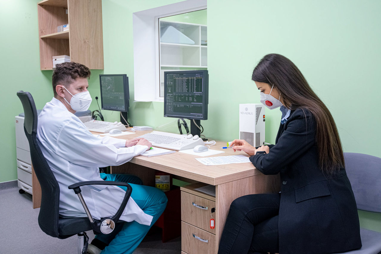 Tehnologia revoluționară de diagnostic medical de la TerraMed Ⓟ