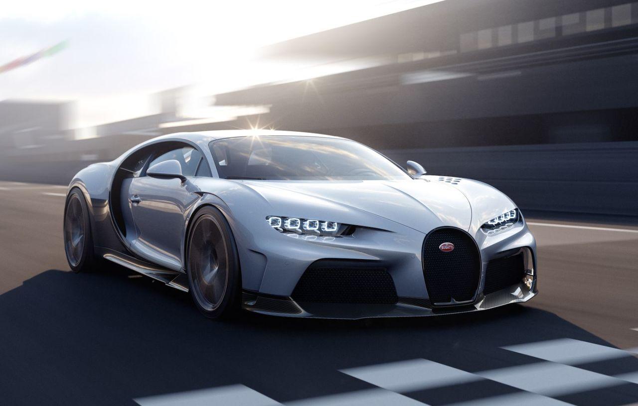Bugatti Chiron Super Sport: 3,2 milioane de euro preț de pornire