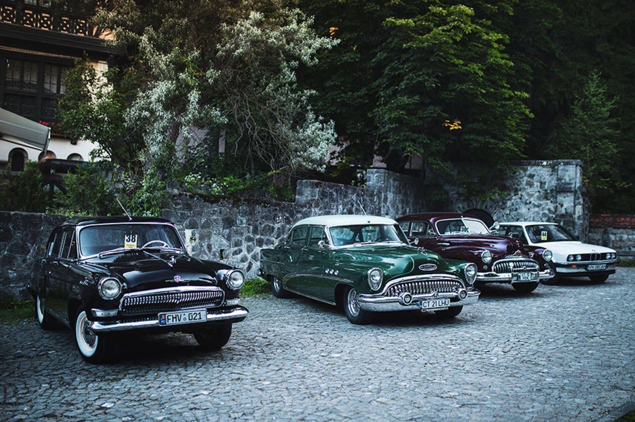 Volga restaurată în Moldova și premiantă în România, vândută în Germania