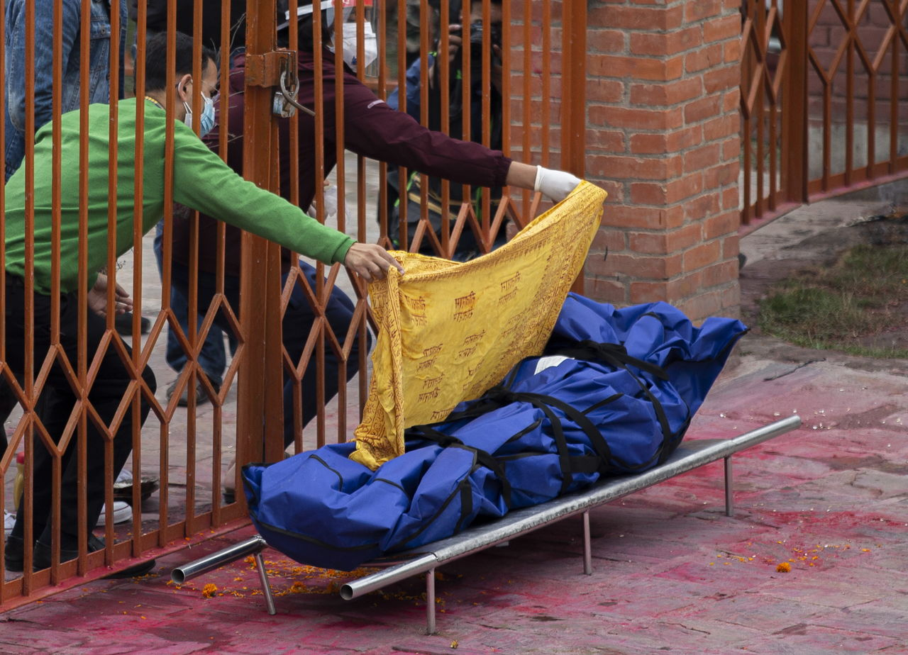 Nepalul devine a doua Indie: Imagini care arată cât de gravă e situația