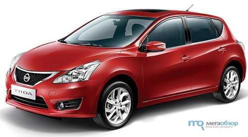 Производство Nissan Tiida на