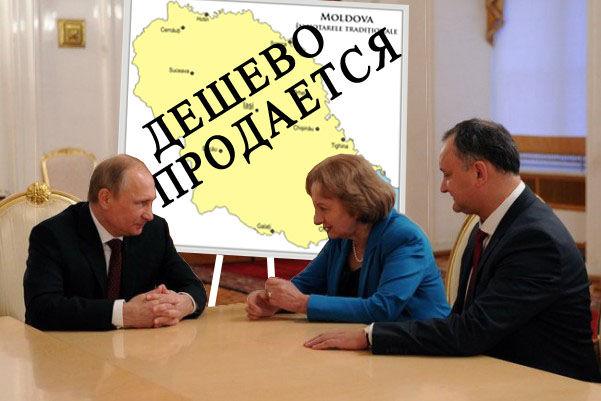 """Спикер парламента Молдовы осудил инициативы президента Додона по НАТО: """"Бюро альянса в Кишиневе не угрожает нейтралитету страны"""" - Цензор.НЕТ 2170"""