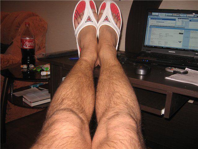 волосатые женские ноги фото