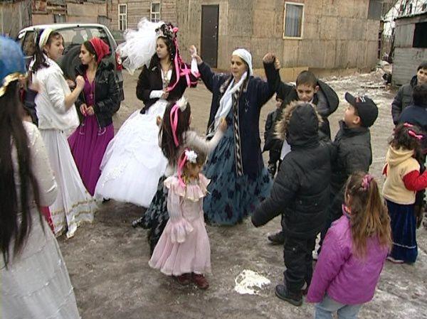 Цыганские свадьбы в плеханова 111