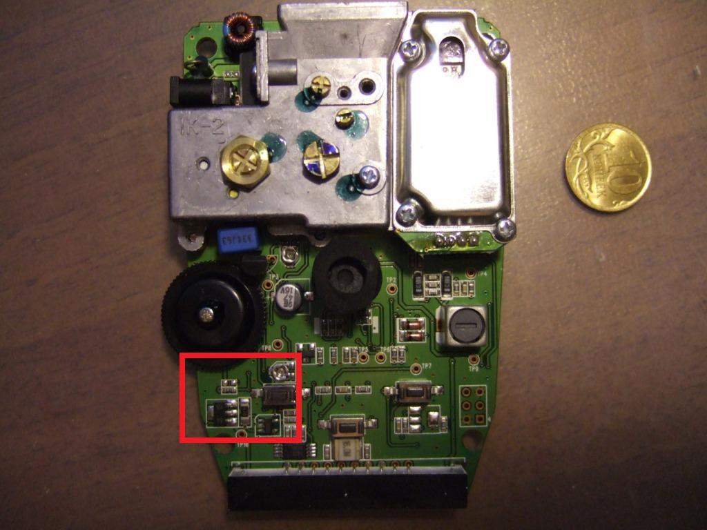 Ремонт радар-детектора своими руками 25