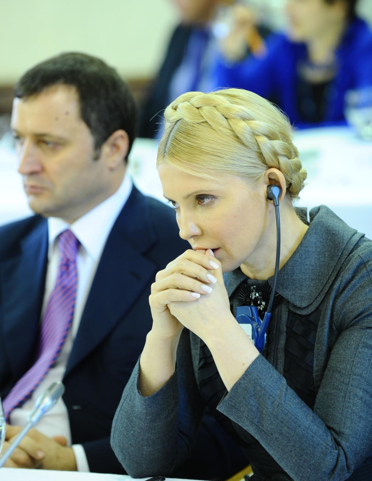 Фото саакашвили и тимошенко 3 фотография