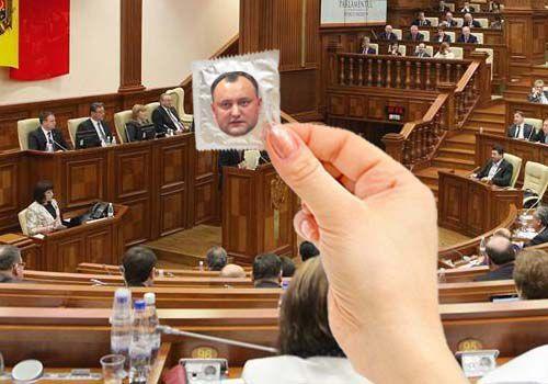Либеральная партия Молдовы инициирует референдум об отставке Додона - Цензор.НЕТ 7401