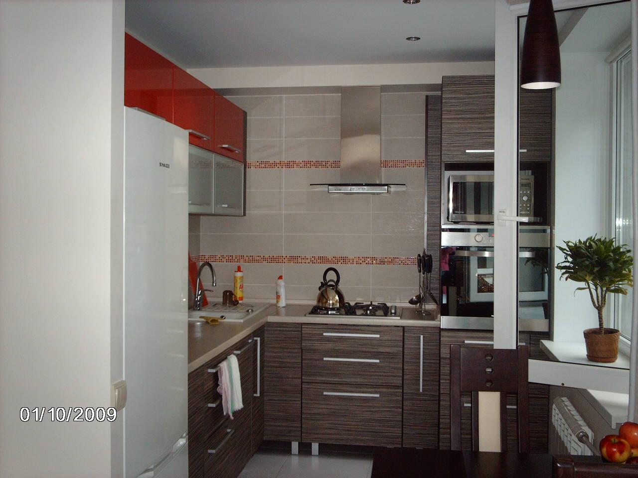 Интерьер маленькой кухни в брежневка фото