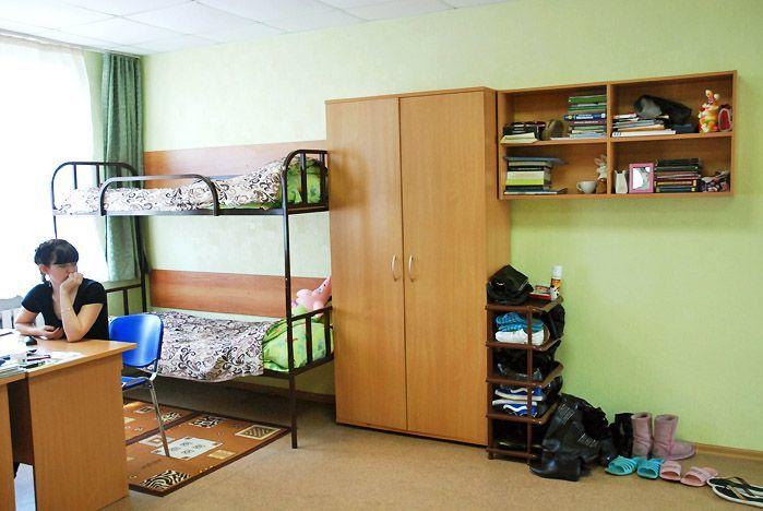 этом когда заселение в общежитие в агму Возвращение Крыма