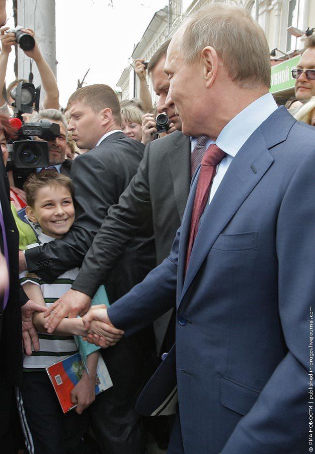 Яценюк прибыл в освобожденный от террористов Славянск - Цензор.НЕТ 2511