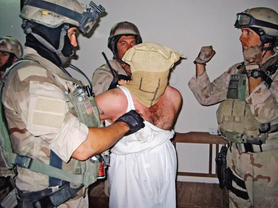 abu ghraib and the normalization of