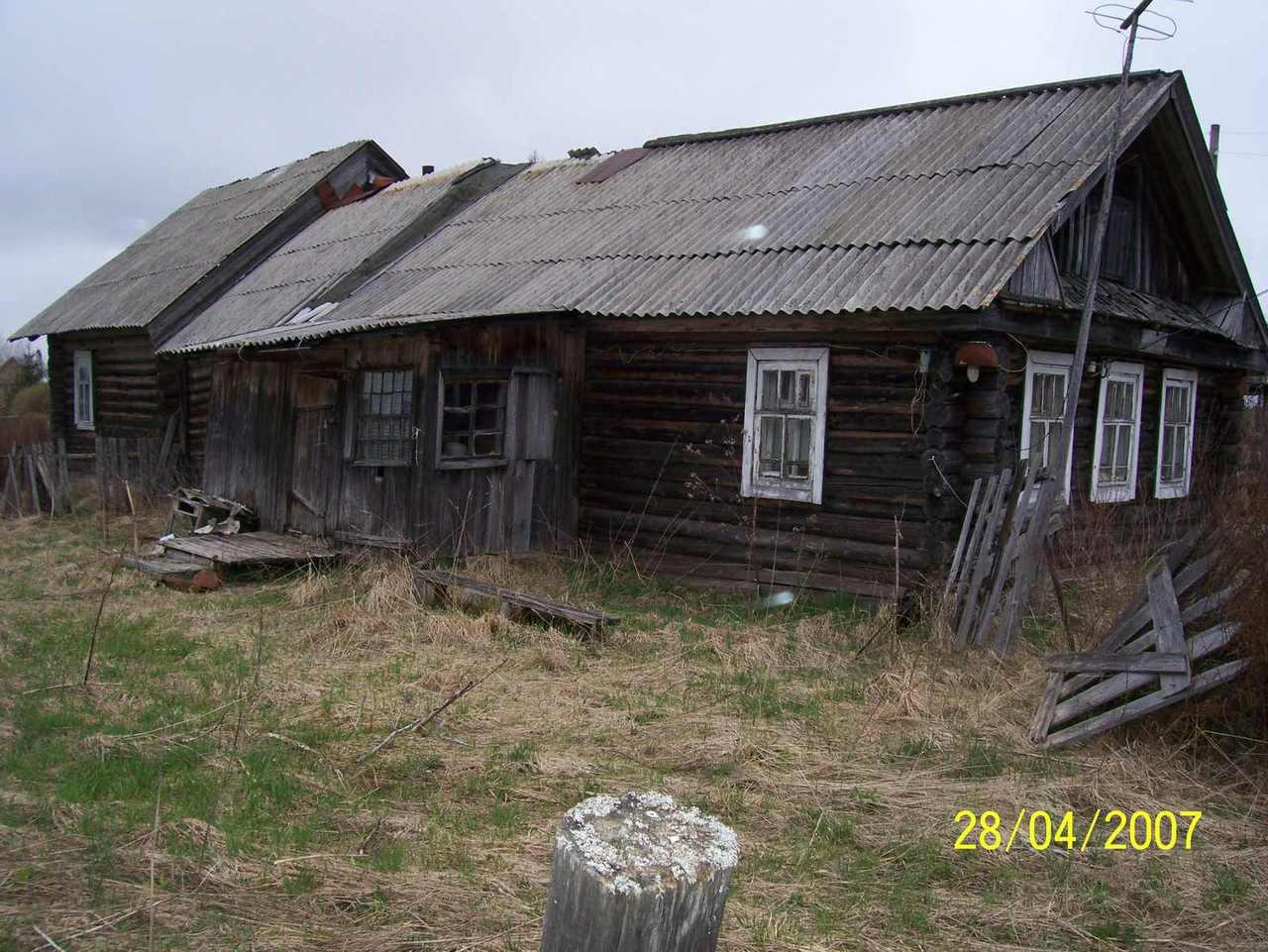 Приму дом в деревне в подарок 50