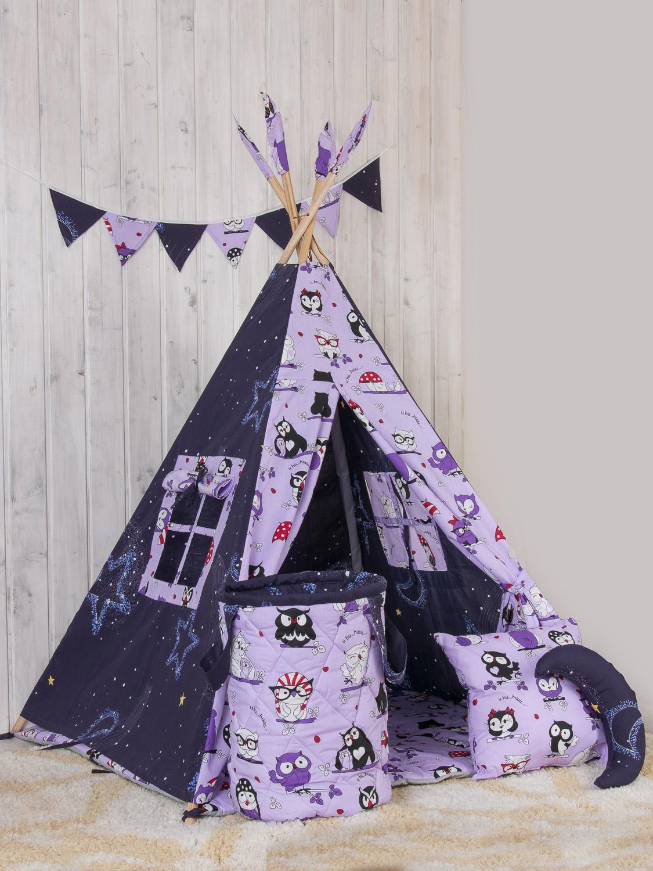 Детские Палатки ВигВам