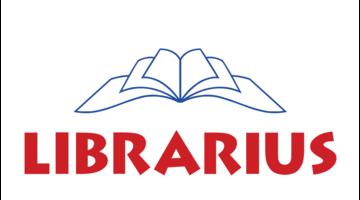 Vânzător carte în Librarius