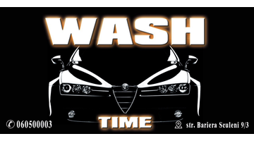 WASH TIME SRL