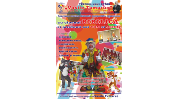 """Teatrul Unui Actor """"Vasile Tumuruc"""""""