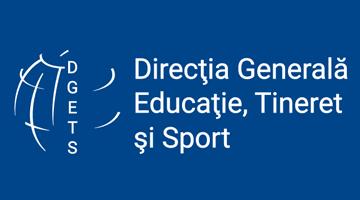 Directia Generala Educatie, Tineret si Sport