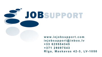 IE job support