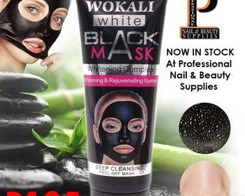 купить Чёрная маска для лица WOKALI WKL-4102 в Кишинёве