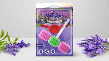 """купить Блок-освежитель WC Königliche Wäsche """"Лаванда"""" в Кишинёве"""