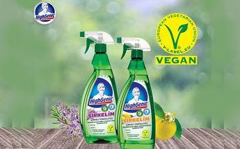 купить Чистящее средство с уксусом HighGenic Sirkelim Lemon 750 мл в Кишинёве
