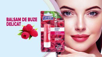 cumpără Lip Balm Genera Shiny Pink, 5,5 ml în Chișinău