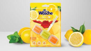 """купить Блок-освежитель WC Königliche Wäsche """"Лимон"""" в Кишинёве"""