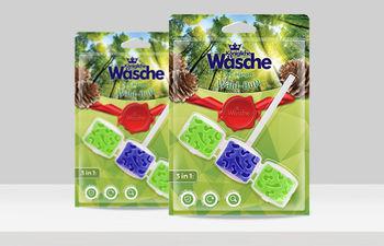 """купить Блок-освежитель WC Königliche Wäsche """"Лесная свежесть"""" в Кишинёве"""