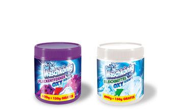купить Пятновыводитель для белых и цветных вещей Waschkonig OXY 750г в Кишинёве