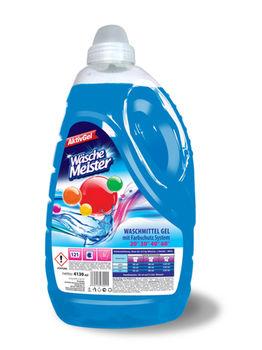 cumpără Detergent lichid pentru rufe Wasche Meister Aktiv 4,130l în Chișinău
