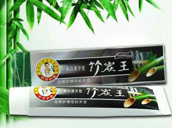 купить Чёрная зубная паста с бамбуковым углём 160 мл в Кишинёве