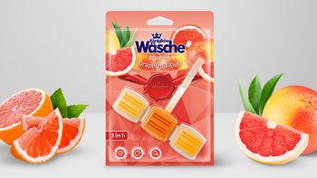 """купить Блок-освежитель WC Königliche Wäsche """"Грейпфрут"""" в Кишинёве"""