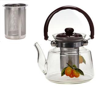 купить Чайник из жаропрочного стекла 1,6 в Кишинёве