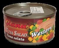 Salata de ton Western Giana 185 gr
