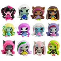 Monster High DRD13 Коллекционная мини-фигурка Monster High в асс.(24)