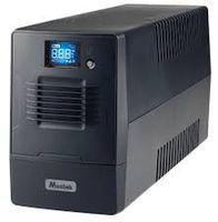 """UPS MUSTEK PowerMust 800 Line Interactive LCD (800VA/480W), Schuko(2), AVR, USB, """"800-LCD-LI-T10"""""""