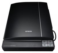 EPSON Perfection V370, черный