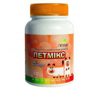 Витаминно-минеральная добавка Petmix для котят   150 табл