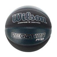 Мяч баскетбольный №7 Wilson REACTION PRO COMP NABL WTB10135XB07 (5255)