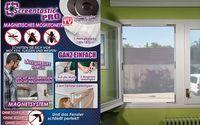 Сетка москитная для окна Magnetic Mosquito Net 1.50X1.80m
