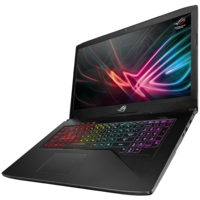 "ASUS ROG Strix GL703GE 17.3"" Black (Core i7-8750H 8Gb 1Tb+128Gb SSD GeForce GTX 1050 Ti 4GB)"