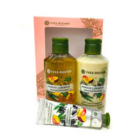 LES PLAISIRS NATURE - Set îngrijirea corpului Mango & Coriandru