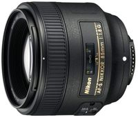 Obiectiv Nikon AF-S Nikkor 85mm f/1.8G