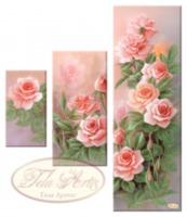 набор схем для вышивки Розовый сад СК-005